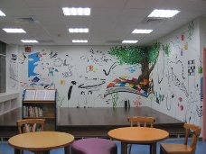 龍華_兒童閱覽區